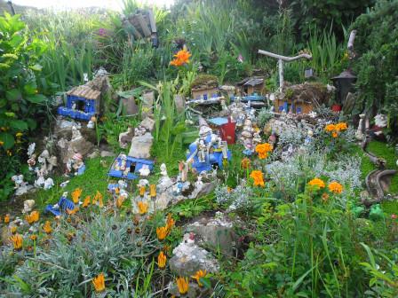 jardin des lutins brézellec