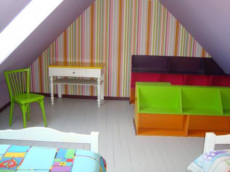 chambre jeune